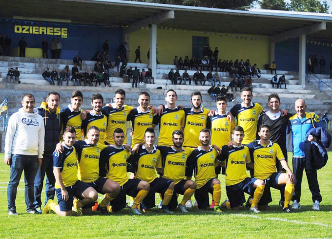Ozierese Calcio 2015-2016