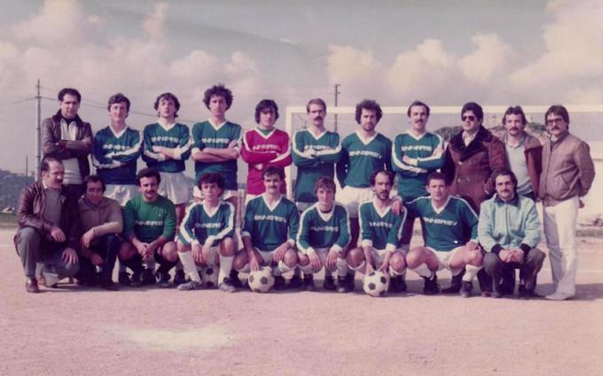 Polisportiva Luogosanto -- 1982-1983