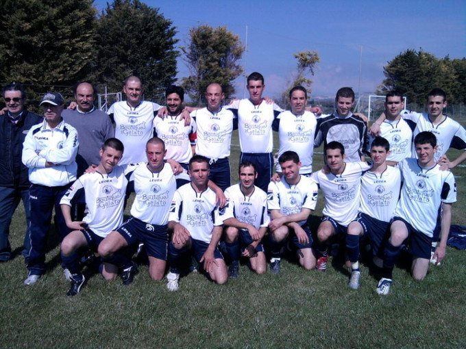 Polisportiva Silanus Calcio 2009-2010