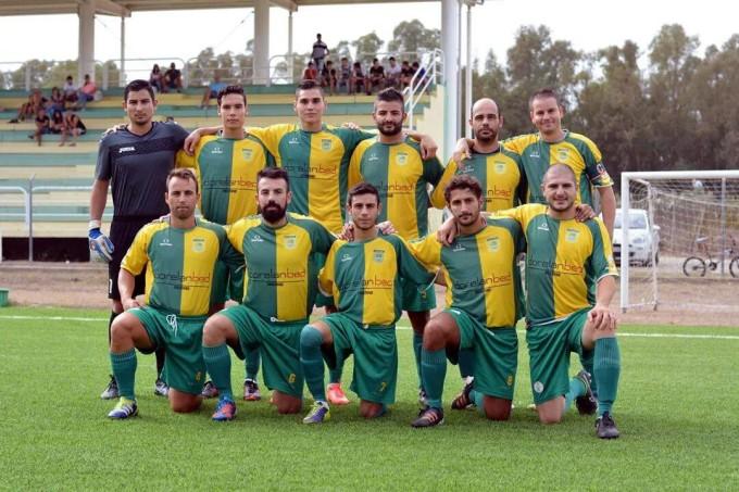 Santa Giusta Calcio 2014-2015