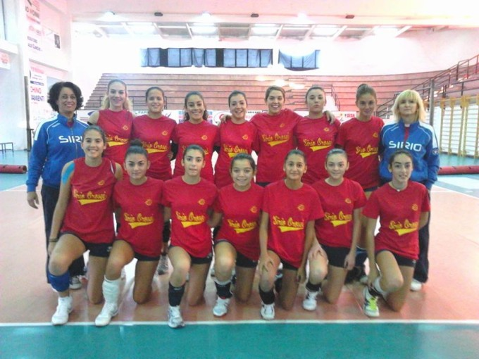 Sirio Orosei Under 18 - 2014-2015
