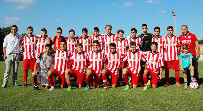 Tharros Calcio Juniores - Oristano 2015-2016