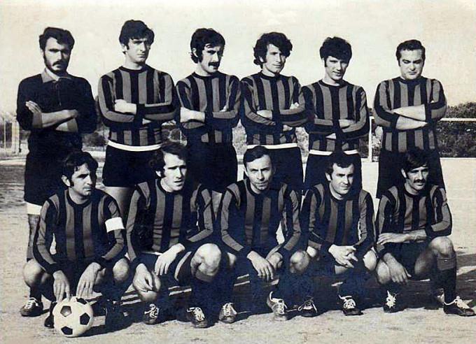 US Luogosanto - 1970-1971 QUATTRO