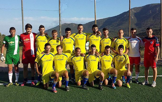 USD Bari Sardo Calcio 1971 - 2014-2015