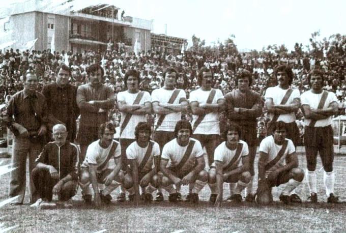 Arzachena Calcio - 1974-1975