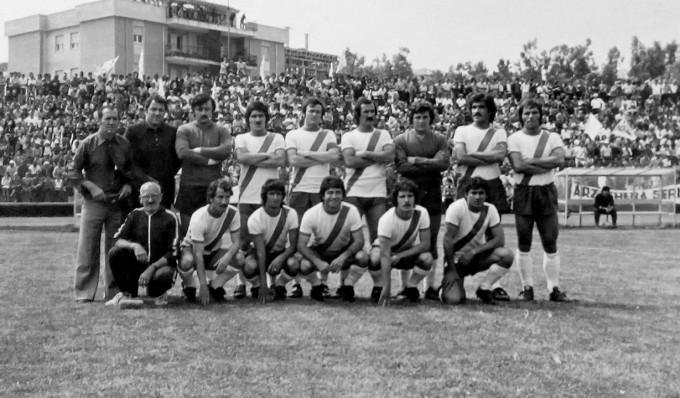Arzachena Calcio -1975-1976