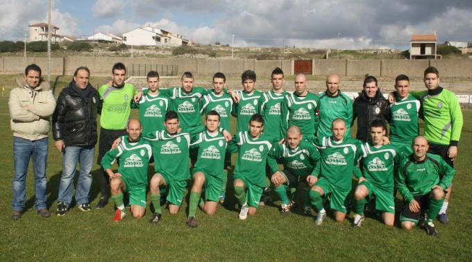 Ittiri Calcio 2015-2016