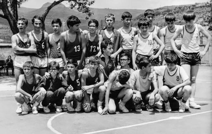 L'Aquila Cagliari - anni 60