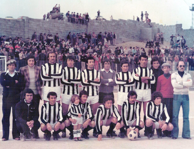 Lauras Calcio - Luras anni ottanta DUE