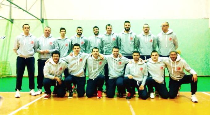 Le Pleiadi Basket - Macomer 2014-2015
