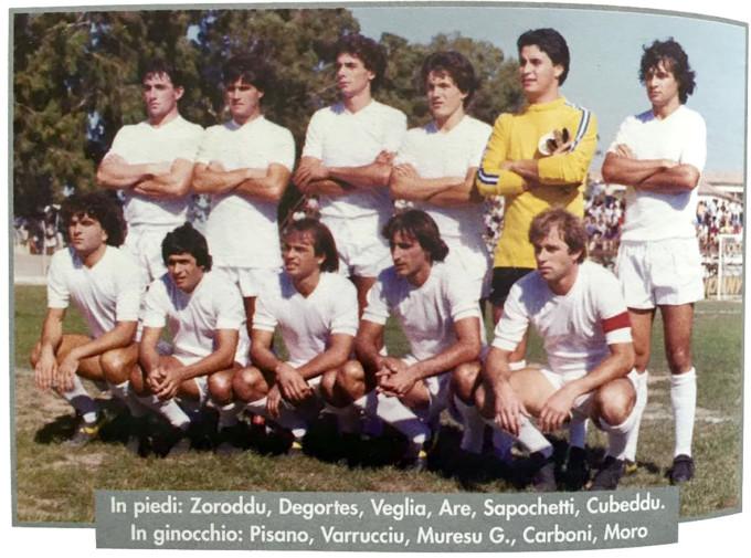 Olbia Calcio 1980-1981 C2