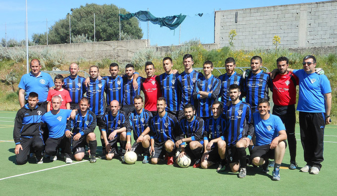 Polisportiva Silanus Calcio 2014-2015