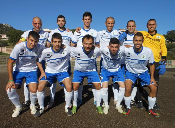 Polisportiva Silanus Calcio 2015-2016