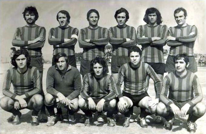 US Luogosanto - 1972-1973