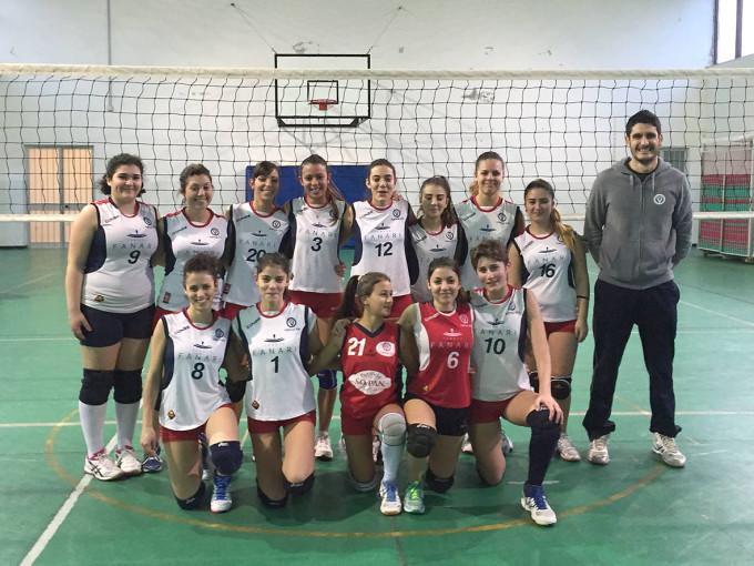 Virtus CW Baratili San Pietro 2015-2016