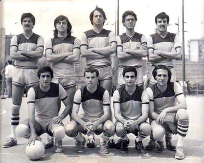 ENEL Cagliari anni settanta