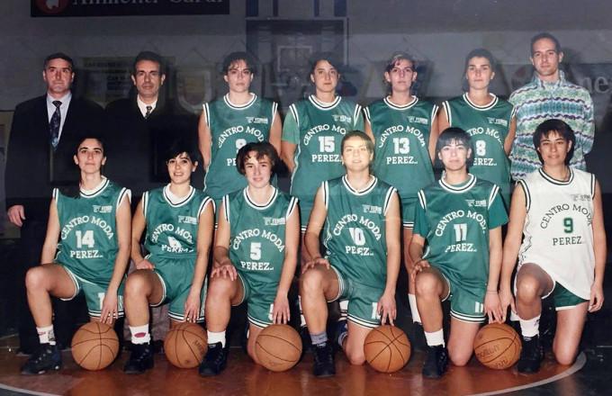 Ferrini Quartu B femminile 1995-1996