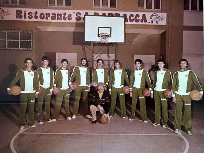 Ferrini Quartu - anni settanta