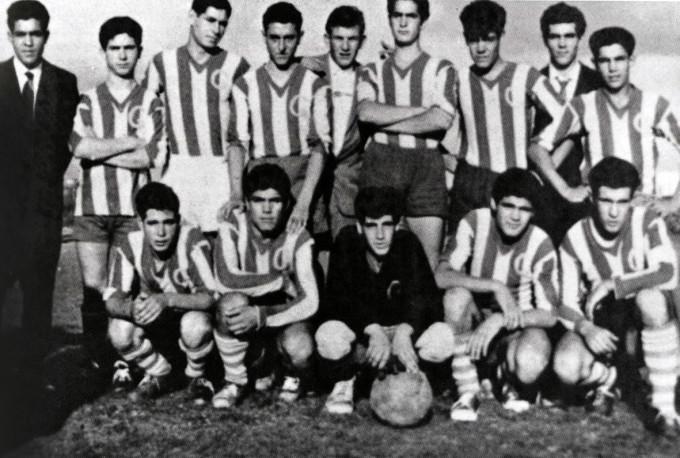 Gloria Calcio - Cabras anni sessanta