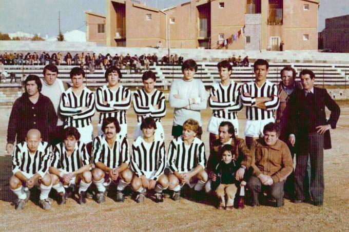 Lauras Calcio - Luras anni ottanta QUATTRO