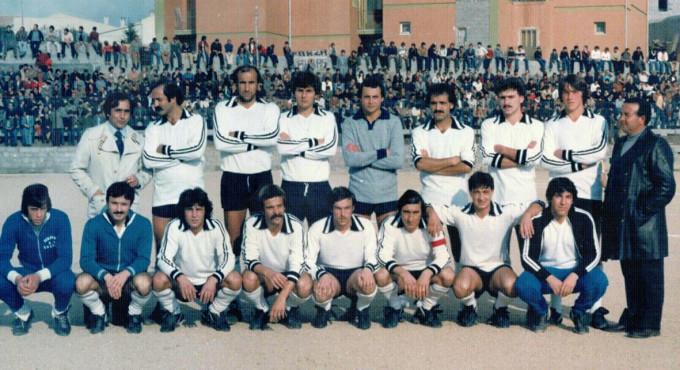 Lauras Calcio - Luras anni ottanta TRE