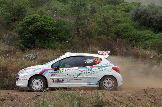 Maurizio Pusceddu - Luigi Pittalis - WRC - Rally Italia Sardegna 2015