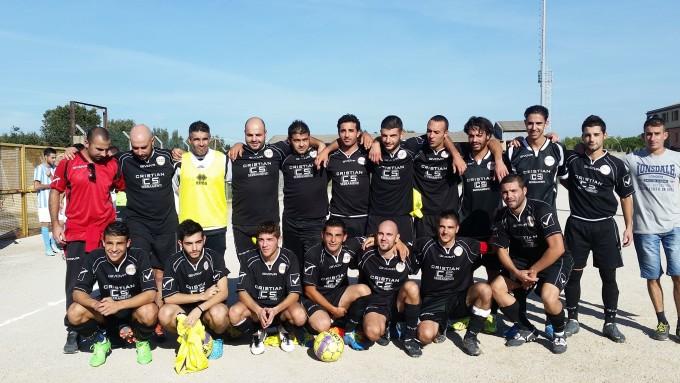 Nurachi Calcio 2015-2016
