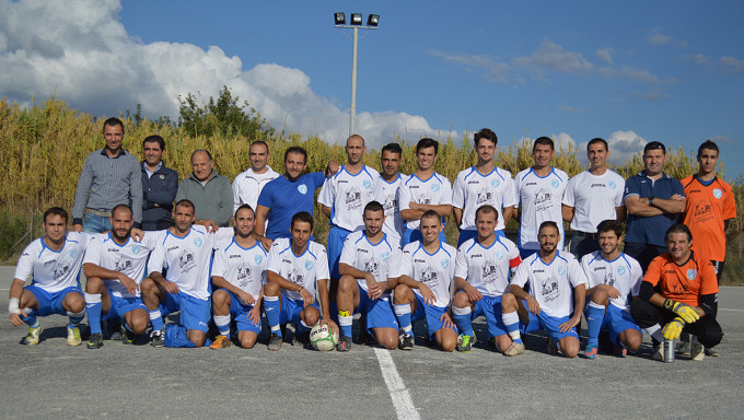 Perdaxius Calcio - 2015-2016
