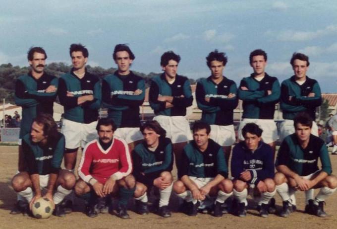 Polisportiva Luogosanto - 1983-1984