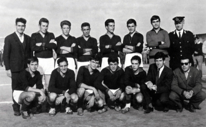 San Marco Calcio - Cabras 1964-1965 UNO