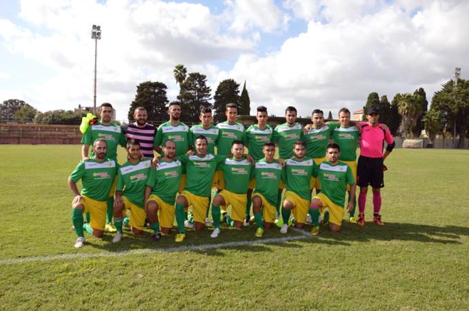Santa Giusta Calcio - 2015-2016