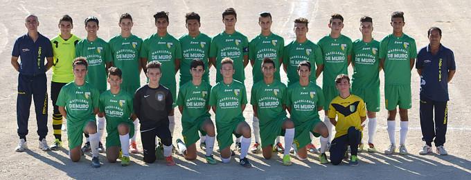 Santa Giusta Calcio Allievi - 2015-2016