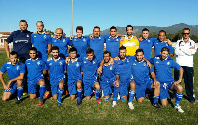 Santadi Calcio 2015-2016