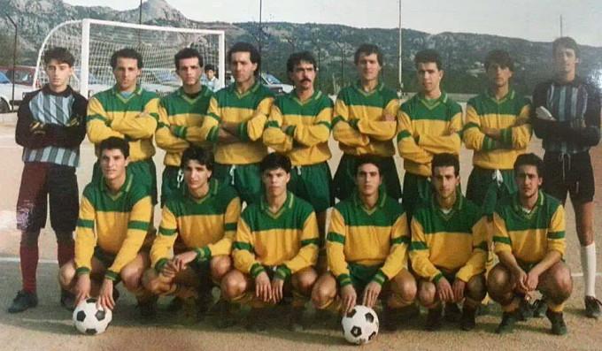 Telti Calcio 1987-1988