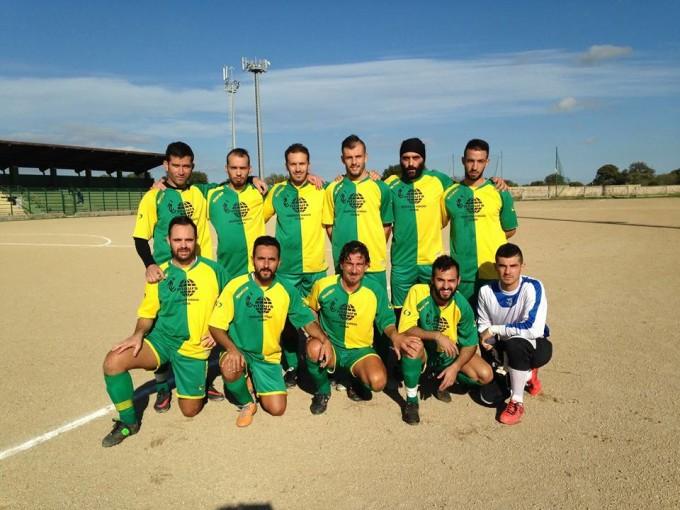 Telti Calcio 2015-2016 Seconda categoria