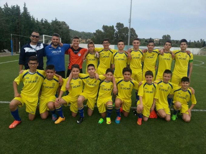 USD Bari Sardo Calcio 1971 Allievi - 2015-2016