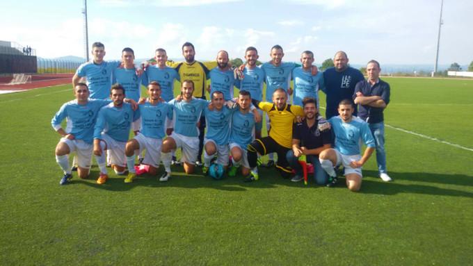 ASD Cala Gonone - Campionato Seconda Categoria 2015-2016
