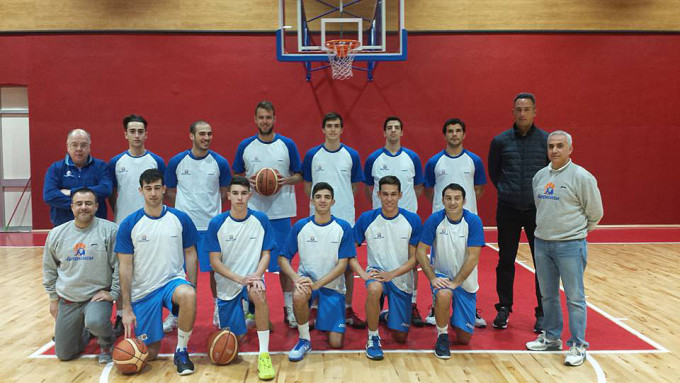 Antonianum Quartu - 2015-2016 Serie C