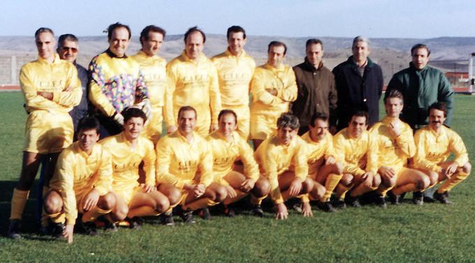 CIECI Oristano 1995-1996