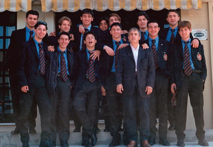 Cagliari Primavera anni novanta