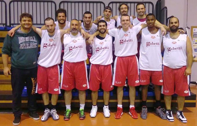 Gabetti Pallacanestro Alghero 2015-2016 DUE