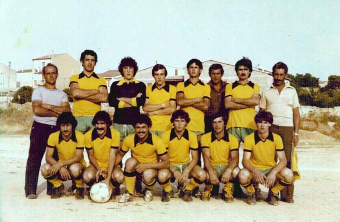 Lauras Calcio - Luras anni ottanta CINQUE