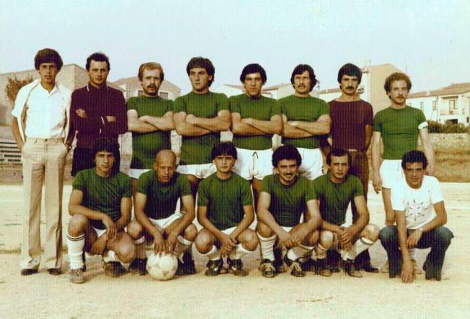 Lauras Calcio - Luras anni ottanta SEI