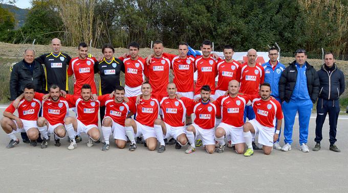 Perdaxius Calcio 2015-2016