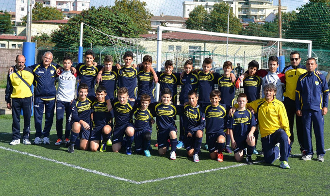 Pizzinnos Macomer Giovanissimi 2015-2016