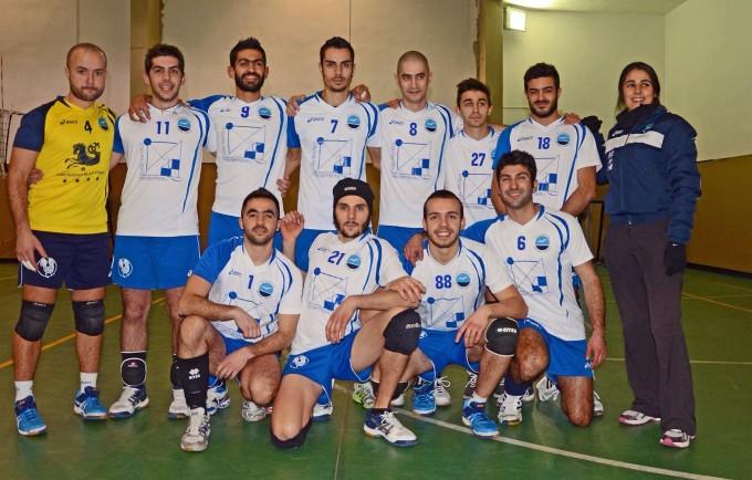 Polisportiva Gonone-Dorgali - 2014-2015