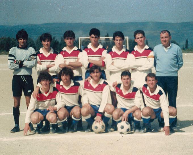Polisportiva Isili Under 19 - 1984-1985