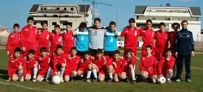 Polisportiva Macomerese Esordienti 2003-2004