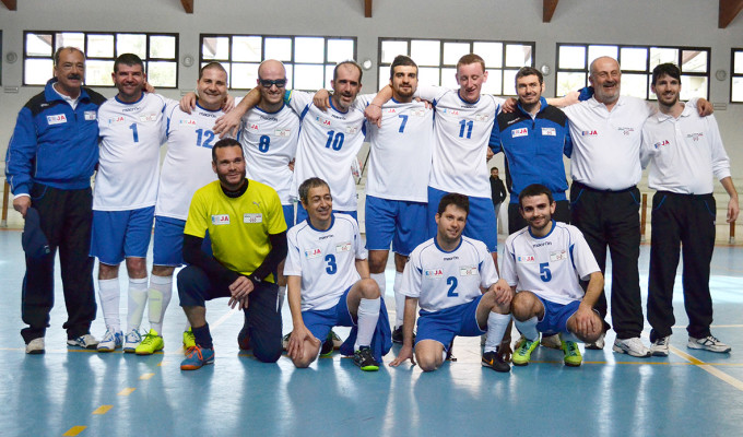 Tigers Paralympic Sport · Cagliari 2015-2016