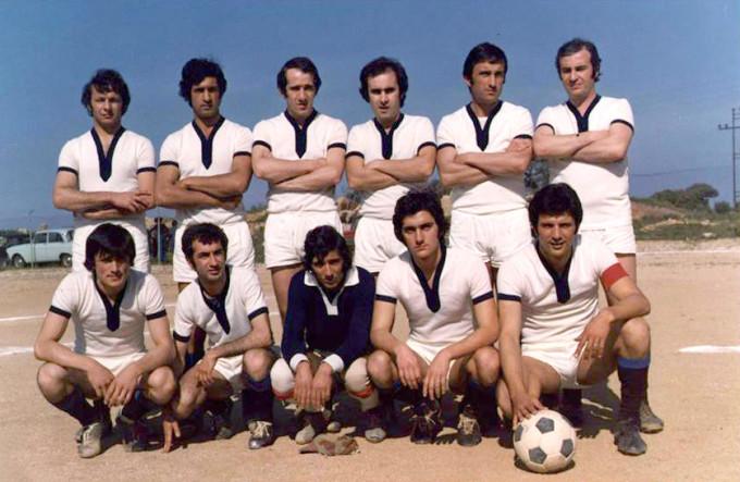 US Luogosanto - 1973-1974